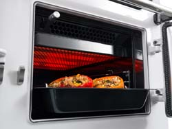 AGA R3 Infra-red grill