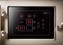AGA 7 Series eR7 Control - Control Panel Door