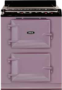 AGA Freestanding Module in Heather