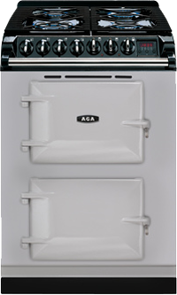 AGA S-Series Four-Two in Pearl Ashes