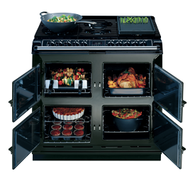 AGA S-Series Six-Four Cooker