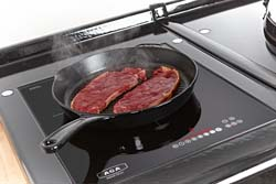 Five Oven AGA Induction hob option