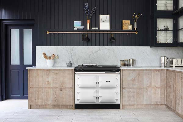 AGA Everyday eR3 100-4i in White