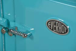Teal Everhot, Chrome Pack
