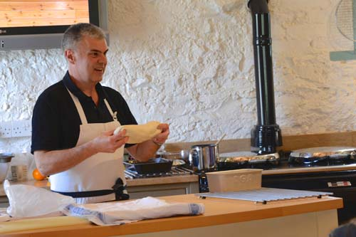 Cookery Demonstrations