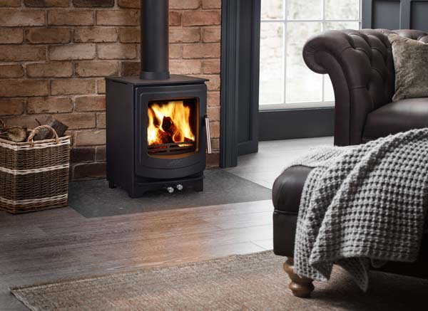 AGA Ellesmere EC4 Stove (Roomset Photo)