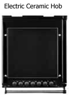 AGA Module - Electric Ceramic hob