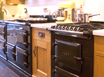 AGA S-Series Four-Two Roomset with main AGA