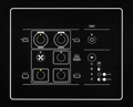 AGA Total Control Cooker Control Panel