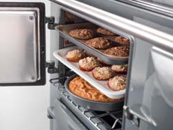 AGA 3 Series Top oven