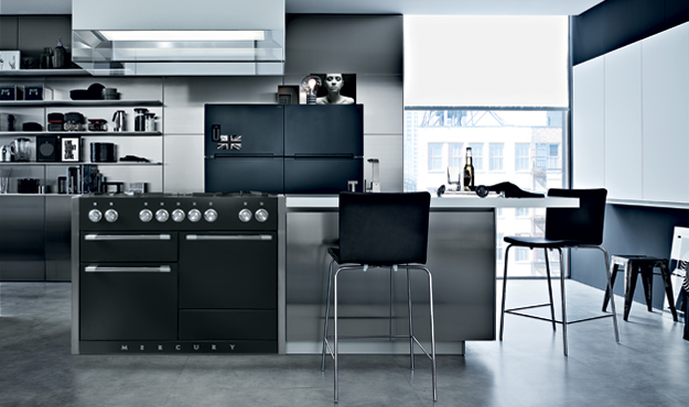 Black Mercury 1200 Cooker